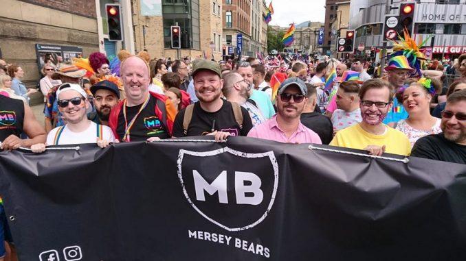 MerseyBears do Pride